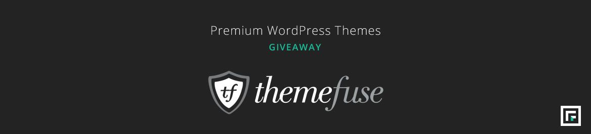 Win a Premium WordPress Theme from ThemeFuse